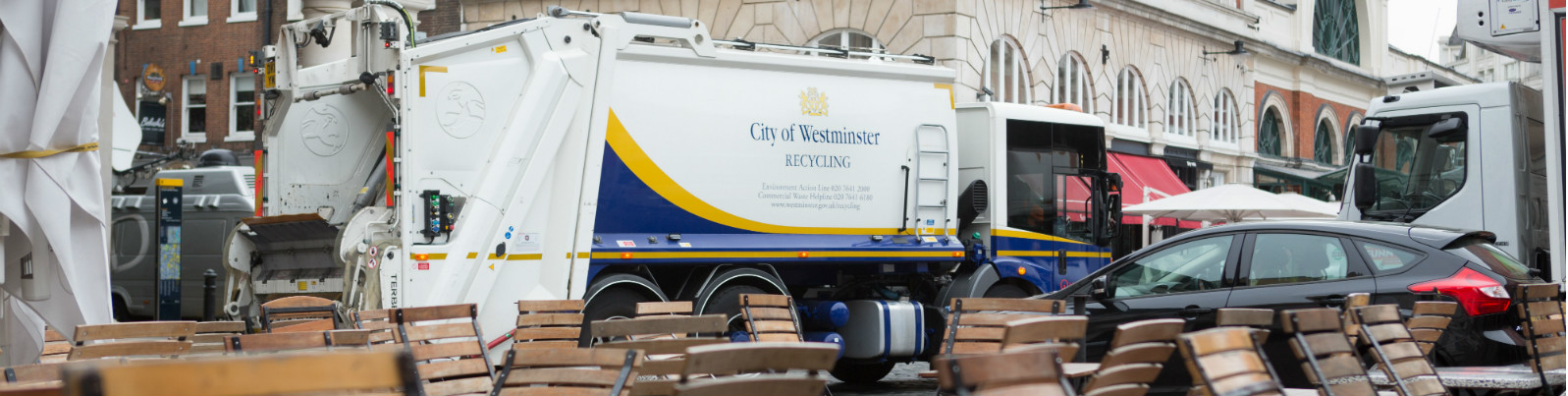 westminster food waste recycling services