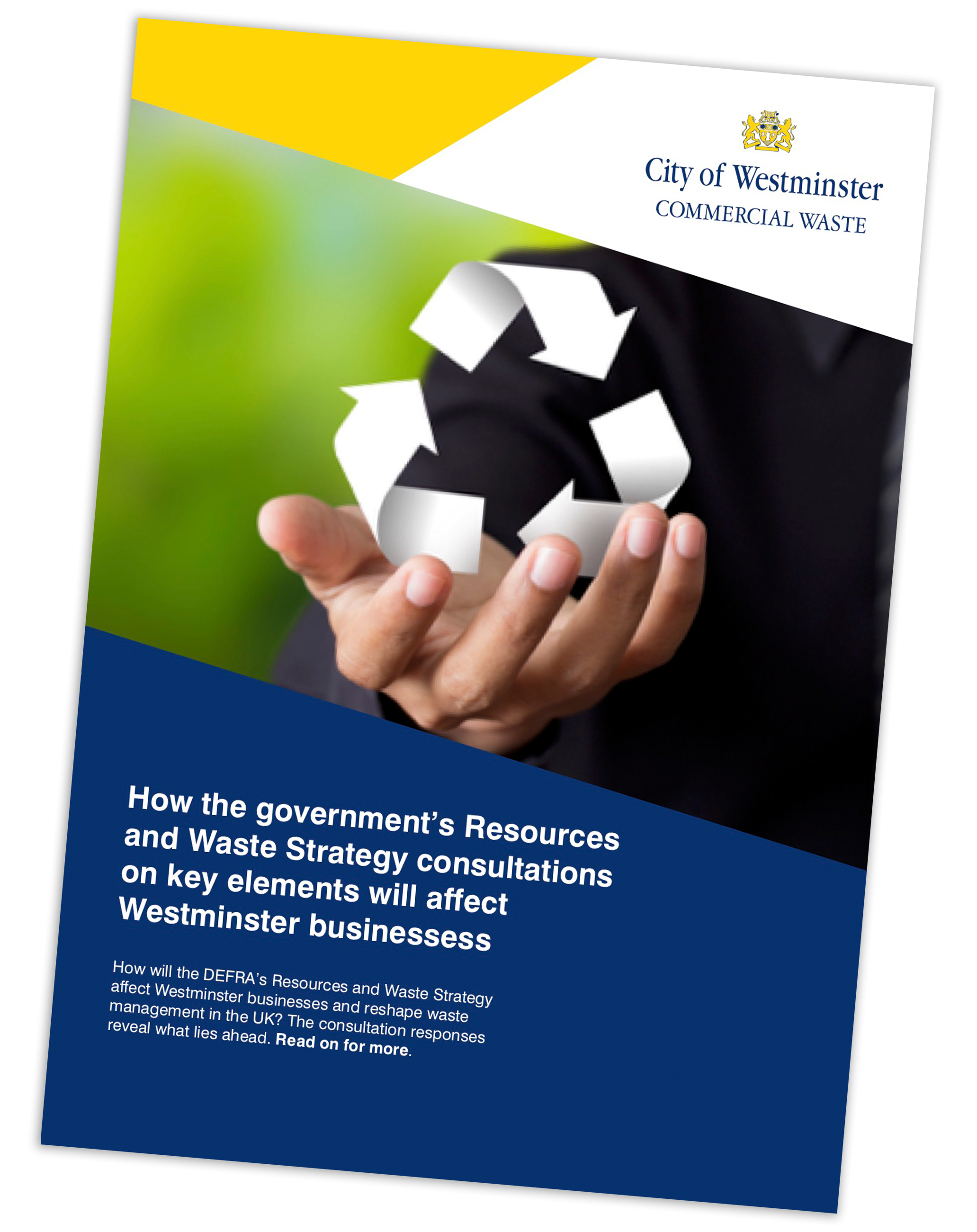 Governments Resources and Waste Strategy
