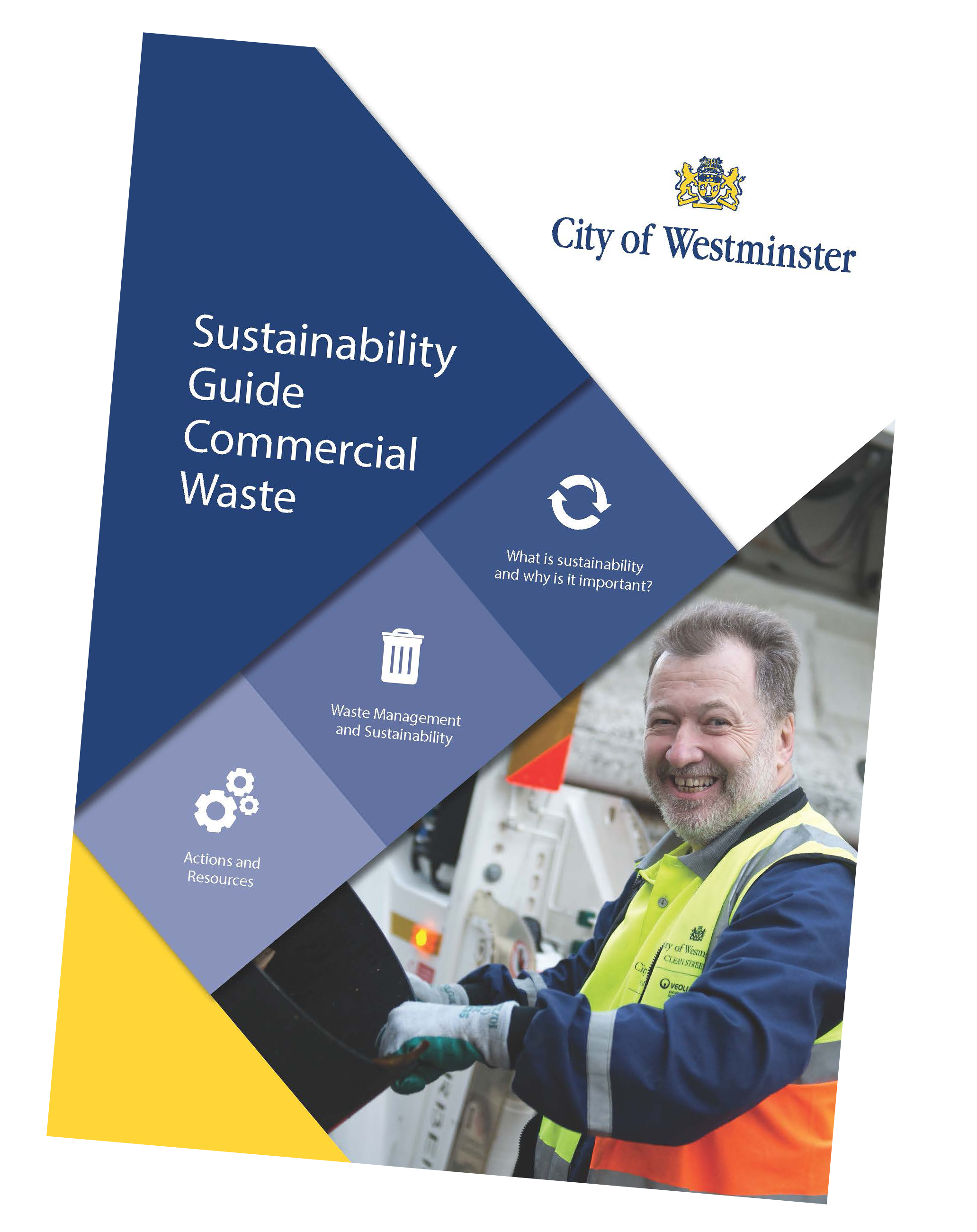 Sustainability Guide Front Cover