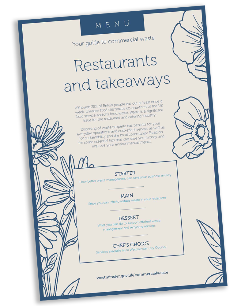 Restaurant commercial waste disposal case study